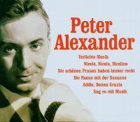 Cover Peter Alexander - Peter Alexander [2008]